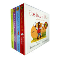 Tales from Acorn Wood  Fox's Socks Collection 4 Books Set  By Julia Donaldson