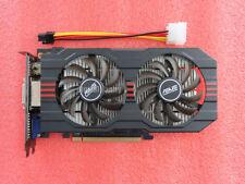ASUS NVIDIA GeForce GTX 750 Ti 2 GB Video Card GDDR5 128 Bit GTX750TI-OC-2GD5