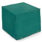 Hammacher Schlemmer 8730 Better Outdoor Furniture Ottoman Cover Hunter Green