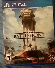 Star Wars Battlefront (Sony PlayStation 4, PS4, 2015) !