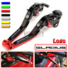 Motorcycle Folding Adjustable Brake Clutch Levers fo Suzuki SFV650 GLADIUS 09-15