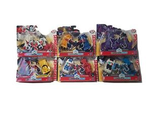 Transformers Combinerforce Robots in disguise Set Of 6 Pack
