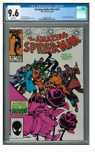 Amazing Spider-Man #253 (1984) 1st Appearance The Rose CGC 9.6 LK979