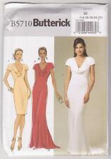 Butterick Pattern B5710 / BP250 'Pippa' Style Bridesmaid Formal Dresses Sz 14-22