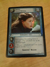 LOTR Lord of the Rings Arwen Staunch Defender 0P79 FOIL OP79