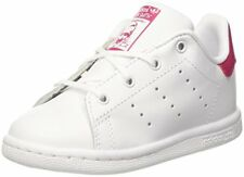 Adidas Stan Smith I Scarpe da Fitness Unisex Bambini Bianco Ftwbla/rosfue