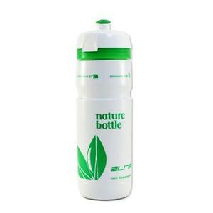 ELITE Corsa BIO Cycling Nature Water Bottle 750ml , White x Green