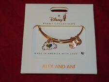 Disney Parks Mickey Hands Heart Rainbow Bracelet Alex & Ani Gay Pride Days (NEW)