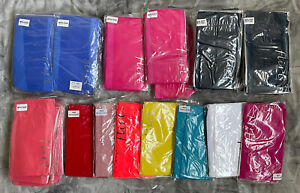42 COLOURFUL TIGHTS BY FLIRT MIXED BRIGHT COLOURS MIXED DENIER WHOLESALE JOB LOT