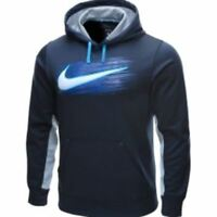 Men's NIKE Therma-Fit KO Swoosh Pullover Hoodie Size L