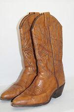 TONY MORA Western Cowboy Stiefel Boots Leder Spain Made Gr. 38 UK 5