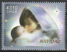 Chile 2011 Christmas stamp MNH