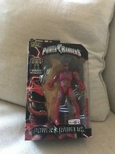 SABANS POWER RANGERS LEGACY COLLECTION RED RANGER ACTION FIGURE TOYS R US