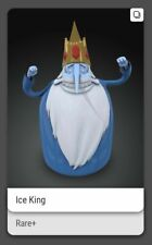 NFT VEVE Ice King Adventure Rare+  SOLD OUT Highly Collectible