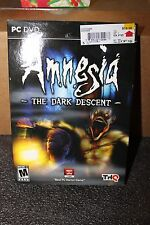 Amnesia: The Dark Descent - PC, New Windows XP, Windows Vista, Video Game