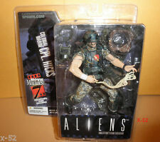 ALIENS Colonial MARINE Cpl HICKS figure MCFARLANE collector's CLUB exclusive TOY