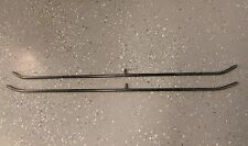 NOS Arctic Cat OEM Set of 2 (One Pair) Ski Runners Skags Wear bars 0703-027