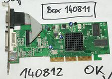SAPPHIRE Grafikkarte R7000 AGP 64MB VGA DVI Radeon Graphics Card