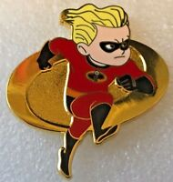 Disney Pin 129240 Incredibles 2.  Dash pin only beautiful pin and hard to find