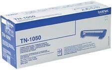Brother TN-1050 Black Toner Genuine DCP-1510 1512 1610 HL-1110 1210 MFC1810