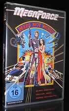 DVD MEGAFORCE - 80er ACTION-KULT mit BARRY BOSTWICK + MICHAEL BECK - HAL NEEDHAM