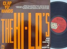 Hi-Lo's US Reissue LP Clap yo hands NM DRG SL5184 Frank Comstock Vocal Jazz Pop