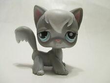 Littlest Pet Shop Cat Angora 345 Authentic Blemished As Shown