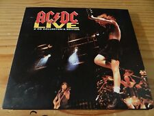 ACDC - Live 2CD Collectors Edition Brazilian Pressing Digipack CD