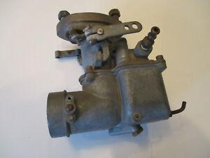 Downdraft Carbureter, 1931 Chrysler
