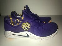 Nike Free Trainer 8 LSU Tigers College Shoes Trainer AR0413-500 Men's Size 9.5