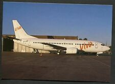 Dated 1988 - Viva-Vuelos Boeing 737-3A4 Aircraft at Long Beach