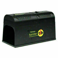 ELECTRONIC MOUSE RAT RODENT KILLER ELECTRIC ZAPPER D B1P5 POISON NO TRAP F9 O7C7