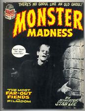 PRIMO:  MONSTER MADNESS #1 Stan Lee Marvel horror monster b+w magazine comics