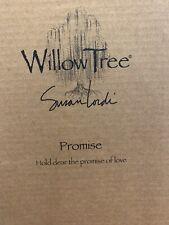 Willow Tree Promise Figurine Susan Lordi 2003 Couple Demdaco W/ Box