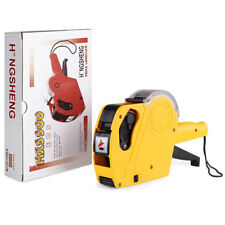Handheld Mx5500 Eos 8 Digits Price Tag Gun Labeller with Labels and Ink Roller