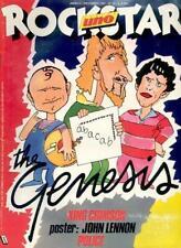 ROCKSTAR - GENESIS - + Giant  poster JOHN LENNON  1981