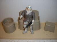 Star Wars Han Solo Hoth 3.75 Loose Action Figure Hasbro 1995
