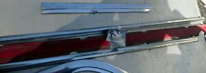 1964 and 1965 Ford Falcon  Driver's Rear Door Trim  Four Door