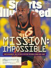 1996 Sports Illustrated: Gary Payton- Sonics