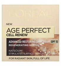 Célula L'OREAL Edad Perfecto renovar avanzada restaurar Day Cream - 50ml