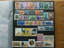 Italy stamps collection