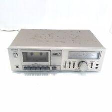 Sony TC-K35 Vintage Hi Fi separa plataforma cinta reproductor de cassette grabador &