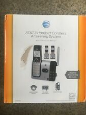 AT&T 3 Handset Cordless Answering System CL82314