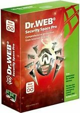Dr. Web Security Space 2 PC 2 Year (Unique Global Key Code) 2020