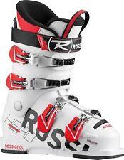 2015 Rossignol Hero Jr 65 White 19.5 Junior Ski Boots