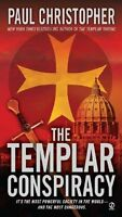 The Templar Conspiracy (Inglese) - Paul Christopher - Libro Nuovo in Offerta!