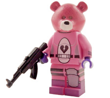 **NEW** Custom - CUDDLE TEAM LEADER - Fortnite Videogame Skin Block Minifigure