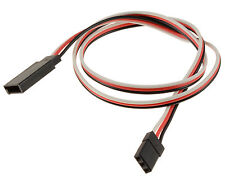 RC 450mm Servo Extension Wire Cable Lead Futaba / JR / Hitec / Sanwa