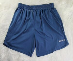 Joma Unisex Youth/Children Blue Drawstrings Short XL SHIPPED PROMPTLY 💨