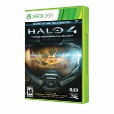 Halo 4 - Game of the Year Edition [Xbox 360, Multiplayer Action Shooter FPS] NEW